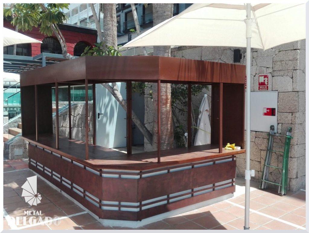 Trabajos de cerrajeria en Tenerife
