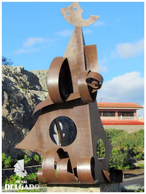 Escultura-acero-corten