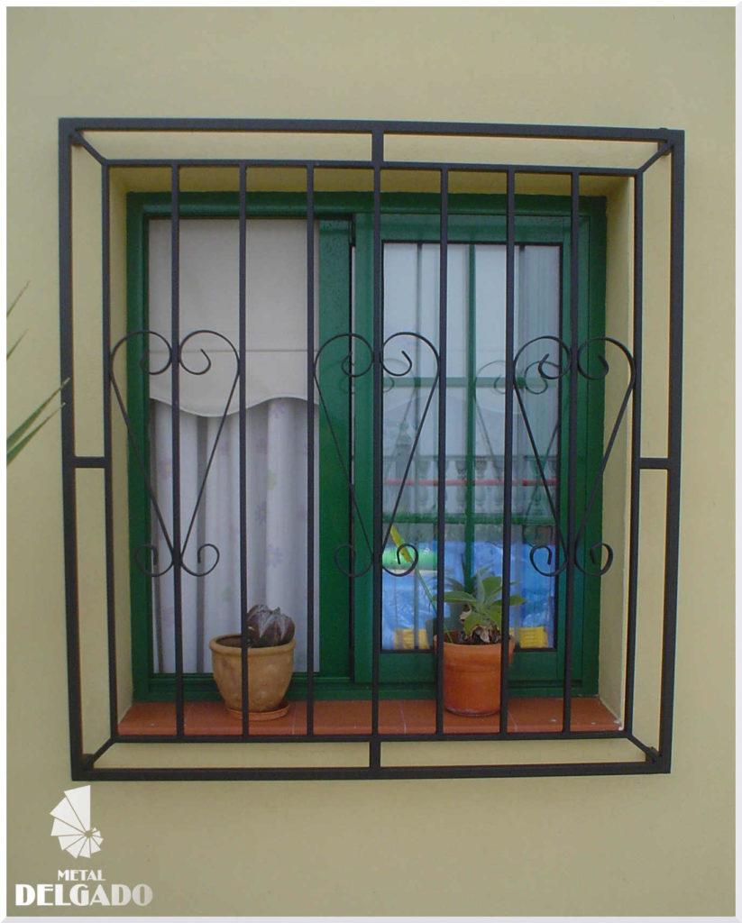 Reja Ventana Tenerife