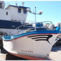 equipamiento barco tenefie