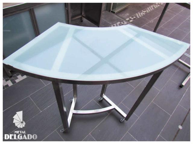 mesa-diseño-acero-inoxidable