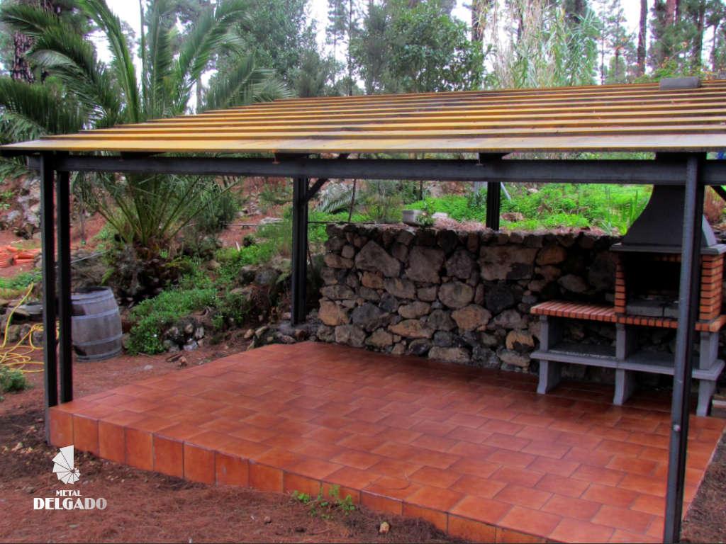 construcciones metalicas techo tenerife