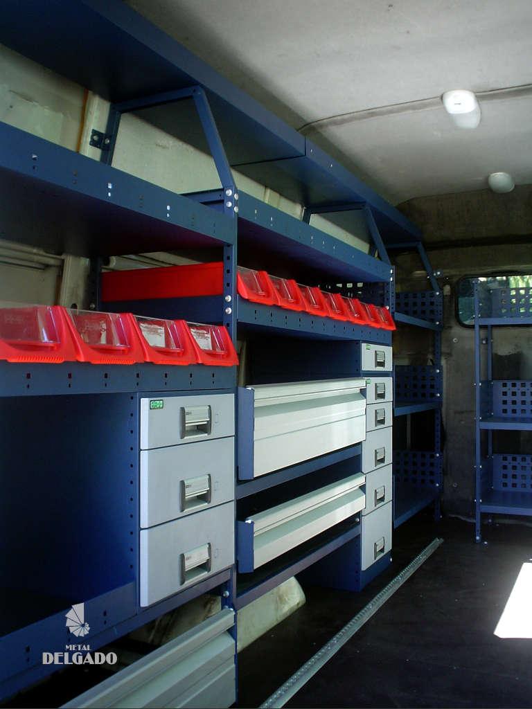equipamiento comercial vehiculo tenerife