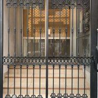 puerta rejas de seguridad tenerife